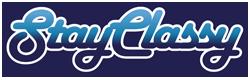 Stay Classy logo